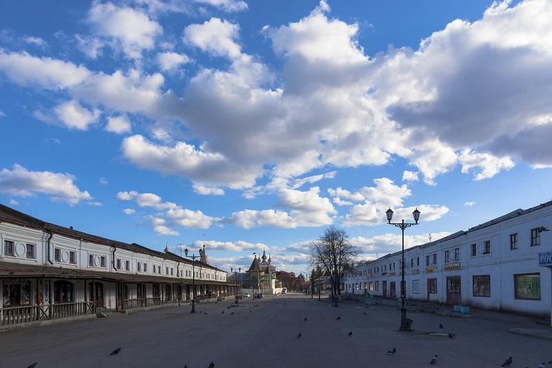 Торговые ряды Юрьев-Польский