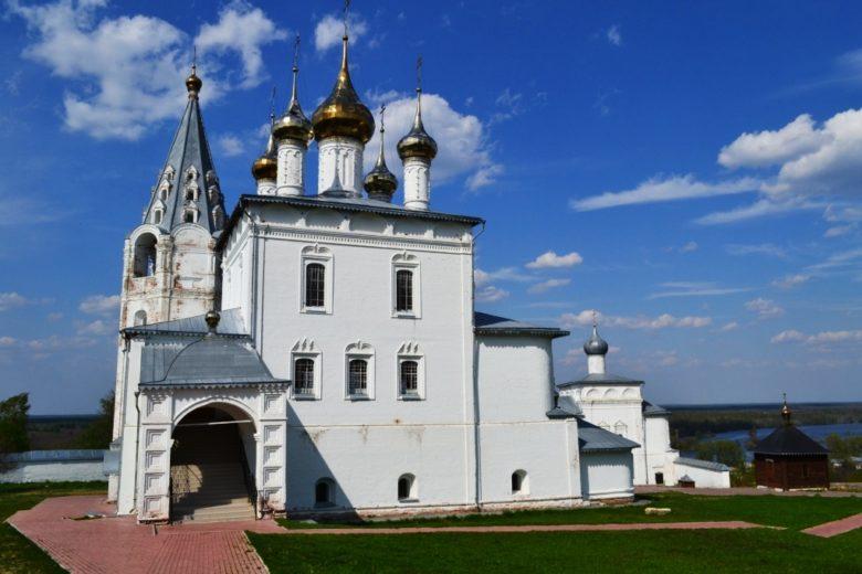 Троицкий собор Гороховец