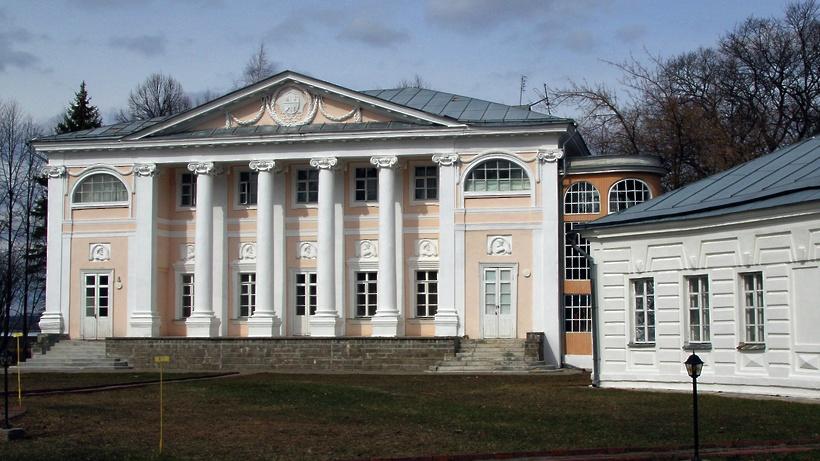 Усадьба Волынщина-Полуектово