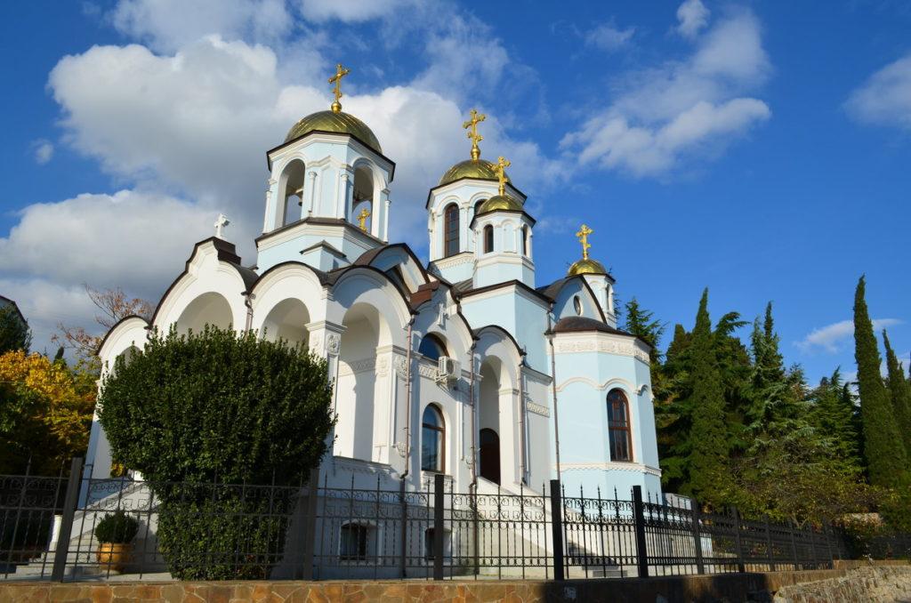 Успенский собор Гурзуф