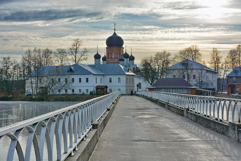 Введенский монастырь Покров