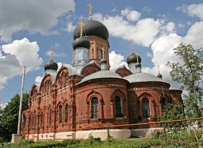 Введенский собор Покров