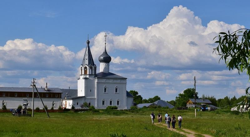 Знаменский храм Гороховец