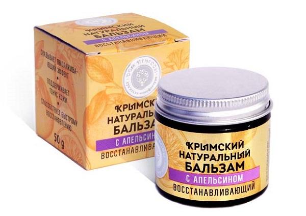 Бальзамы Крыма