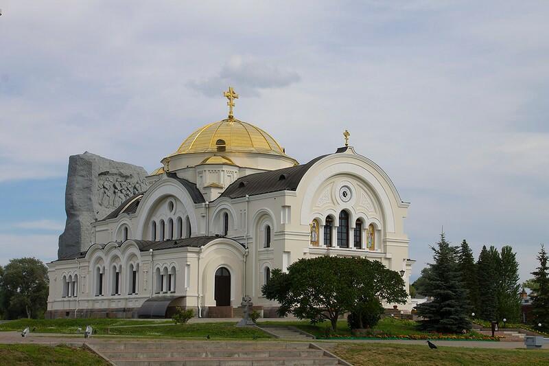 Брестская крепость Свято-Николаевский храм