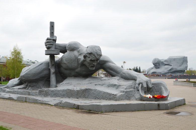 Брестская крепость Жажда