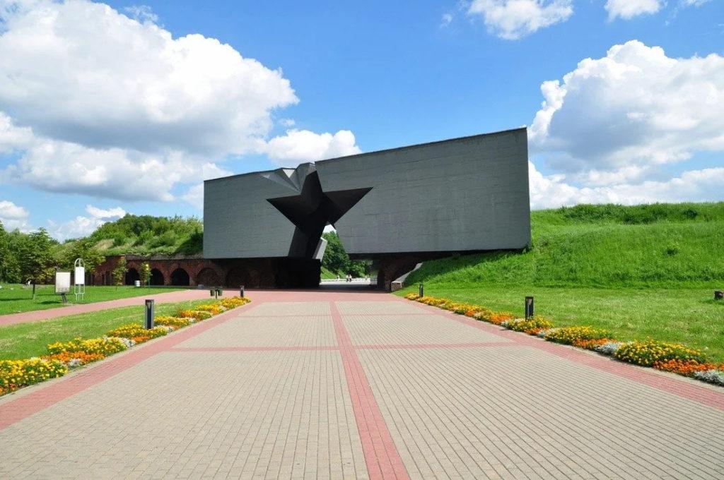 Брестская крепость Звезда
