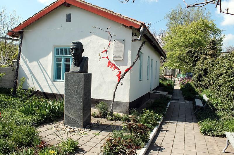 Дом-музей Александра Грина Старый Крым