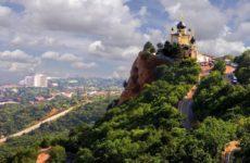 Достопримечательности Фороса: Форосский храм и Форосский парк