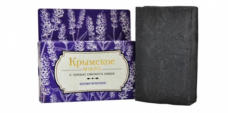 Крымские грязи мыло