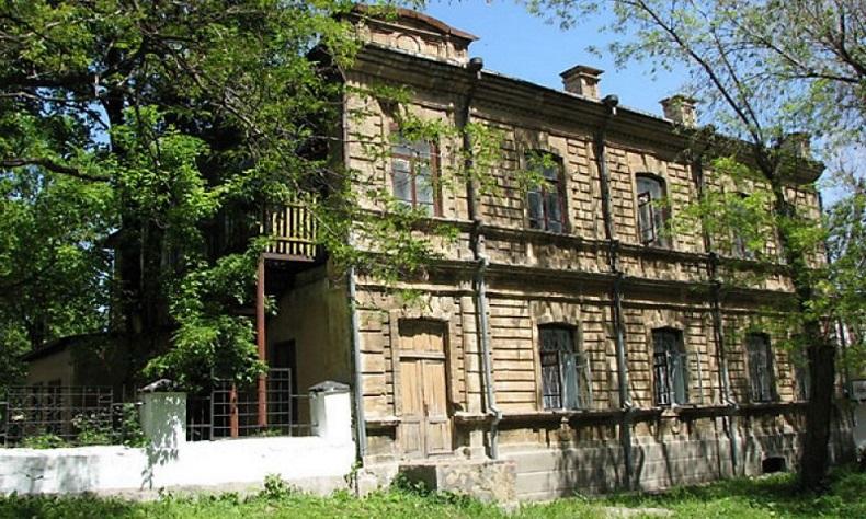 Литературно-художественный музей Старый Крым