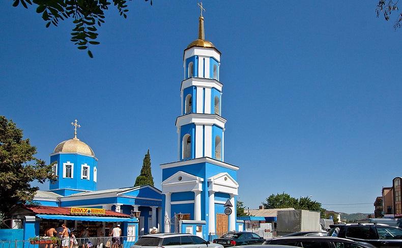 Покровский храм Судак