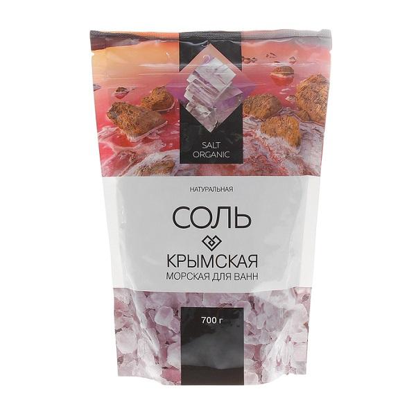Крымский сувенир - розовая соль