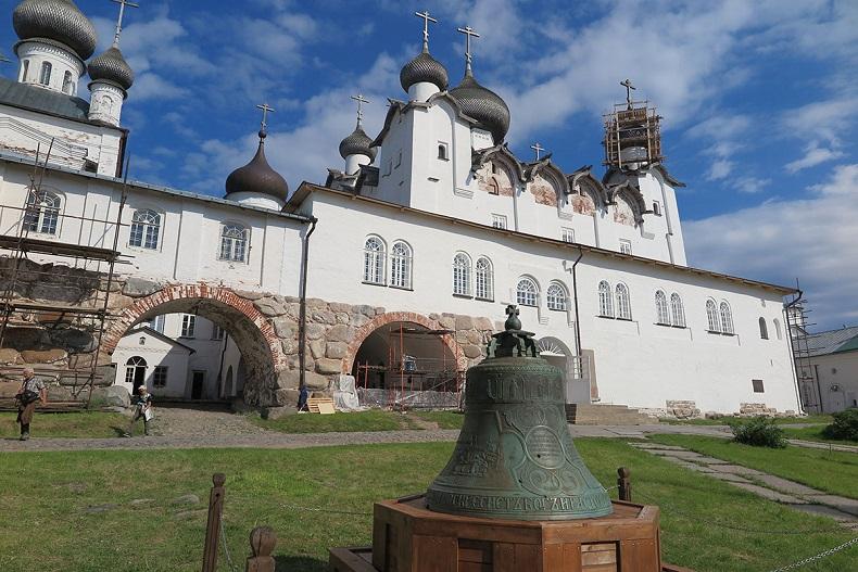 Спасо-Преображенский собор Соловки