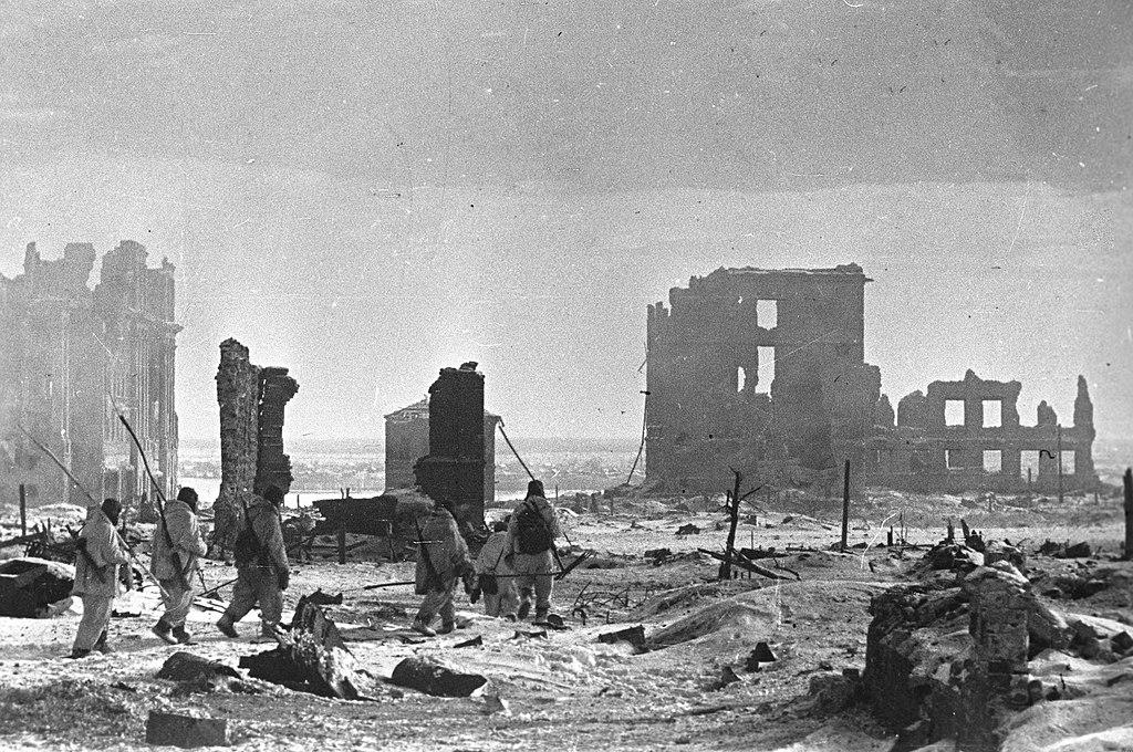 Сталинград, 1943