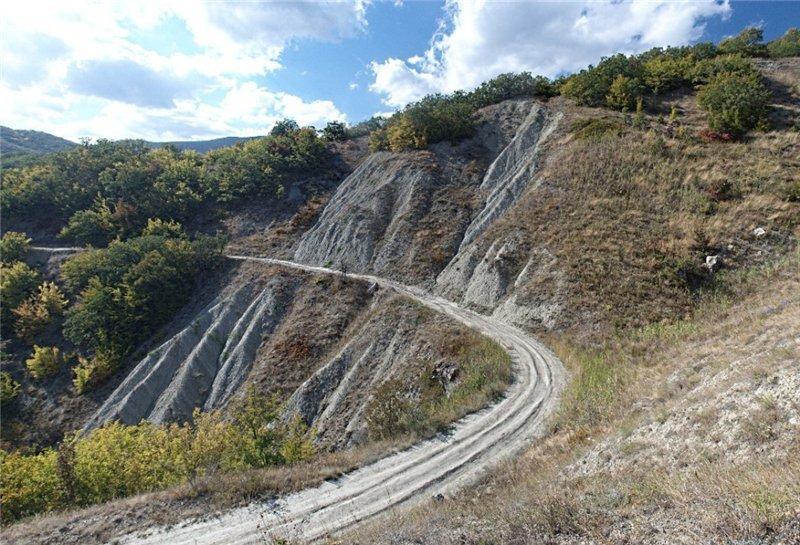 Тропа Грина Старый Крым