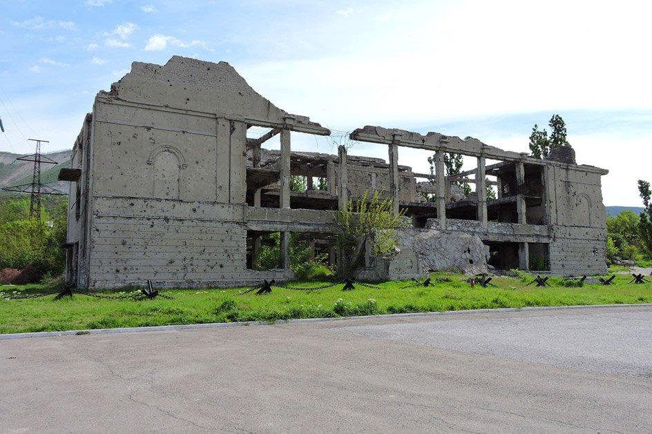 Дворец культуры цементников