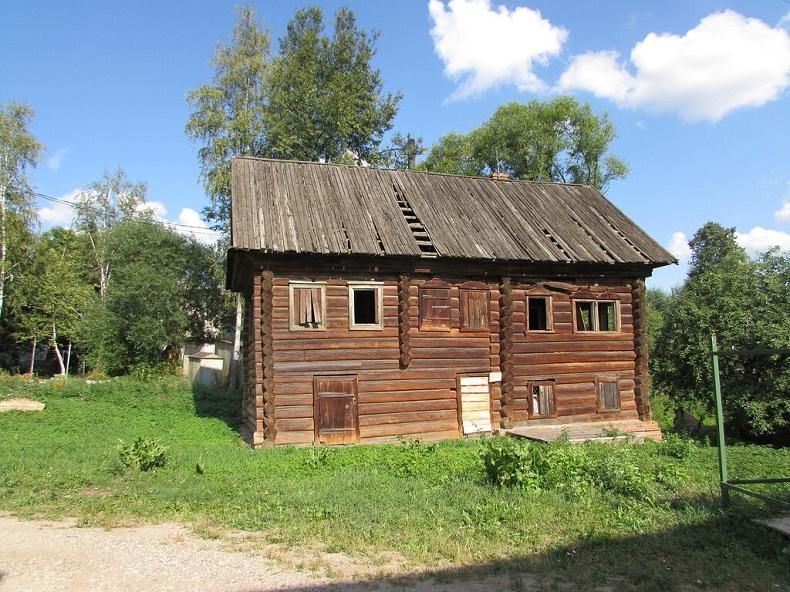 Дом Меховых-Ворониных