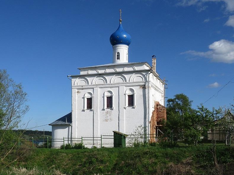 Благовещенская церковь Тутаев