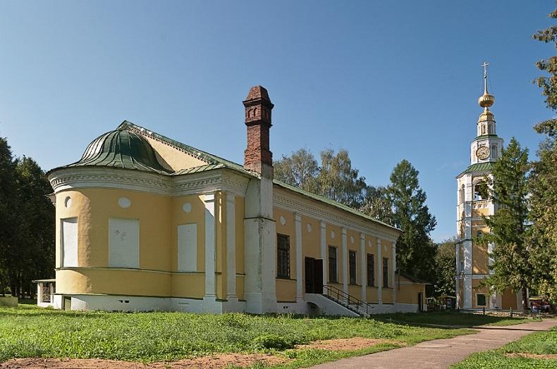 Богоявленский собор Угличского кремля
