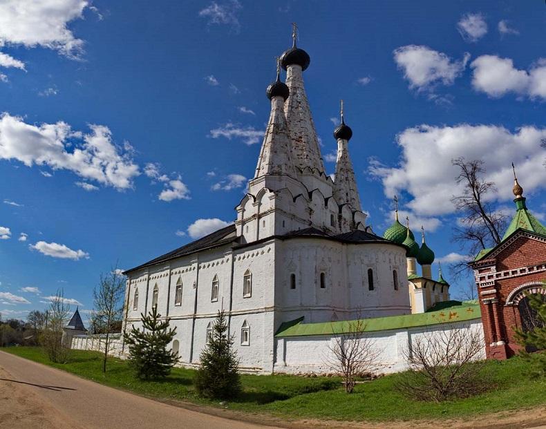 Дивная церковь Углич