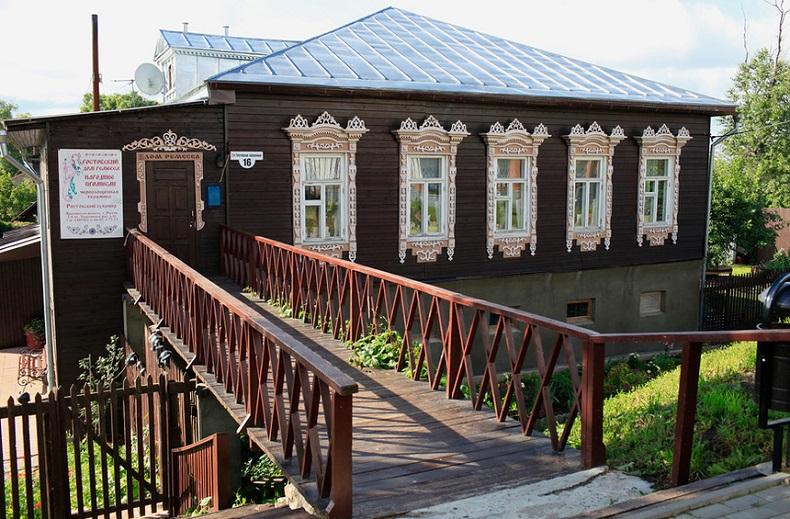 Дом ремесел Ростов