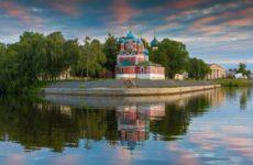 Достопримечательности Углича: Угличский кремль и музеи