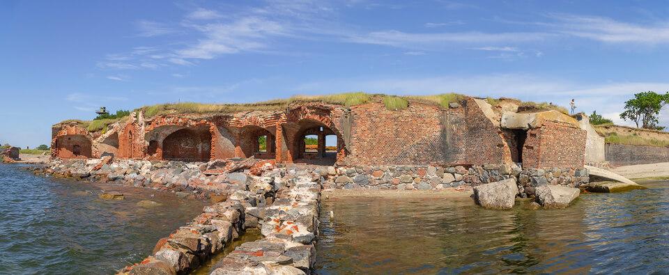 Форт Западный