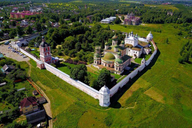 Горицкий монастырь Переславль-Залесский