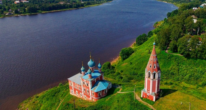 Тутаев Казанская церковь