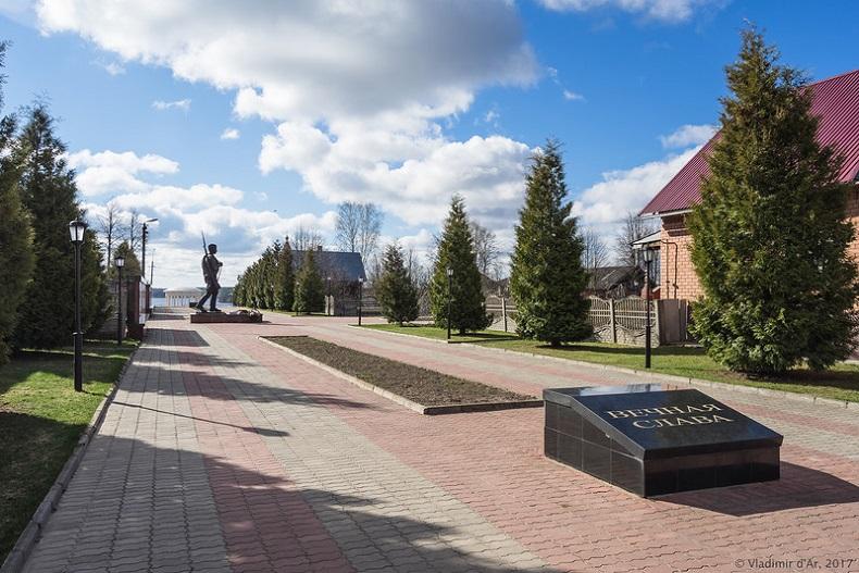 Мемориал Мышкин