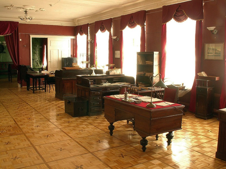 Музей Дом на Новинской в Тутаеве