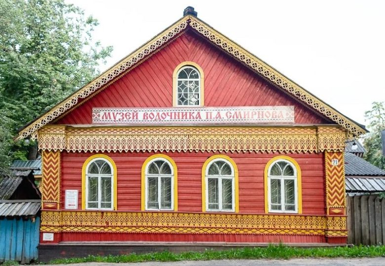 Музей водочника Симрнова