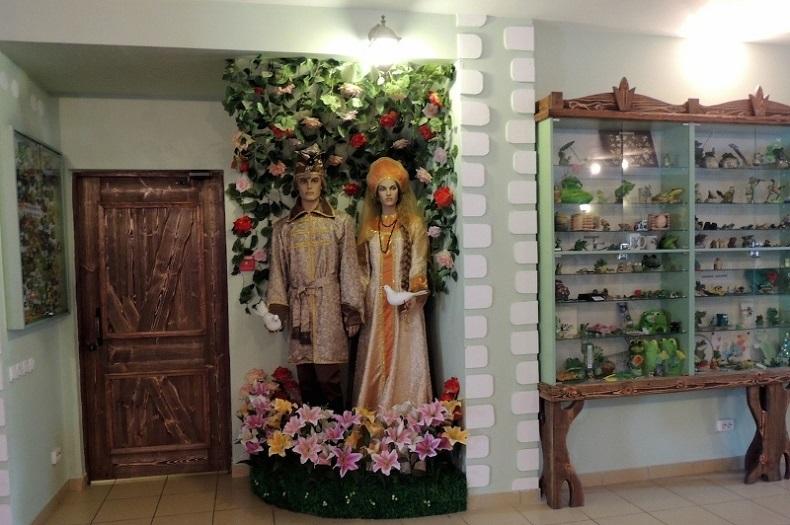 Музей Царевны-лягушки Ростов