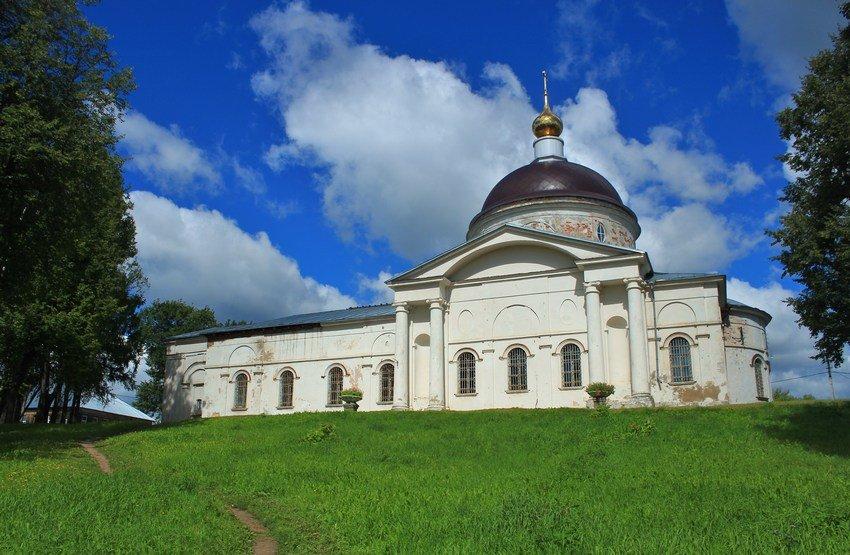 Никольский собор Мышкин