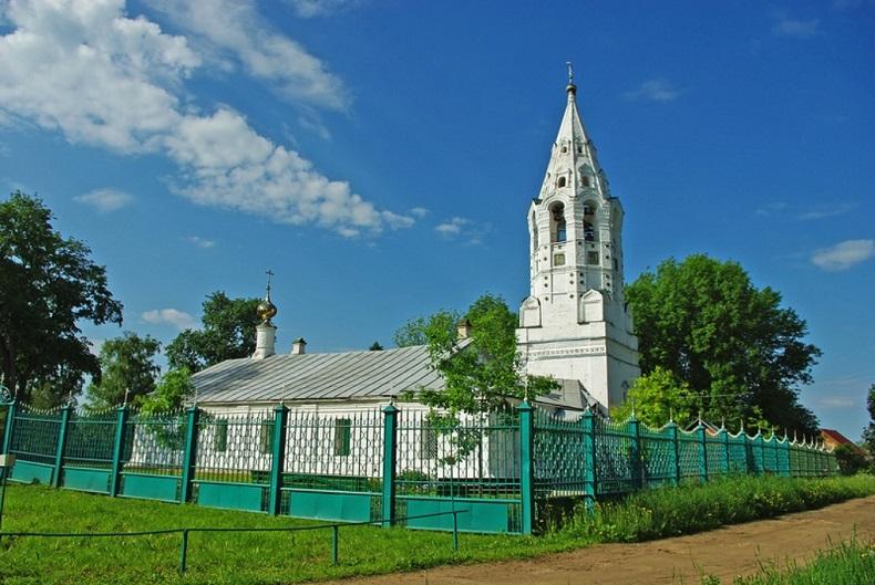 Покровский храм Тутаев