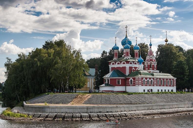 Церковь Димитрия на крови Углич