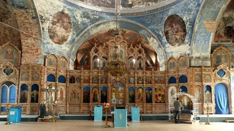 Успенский собор Мышкин