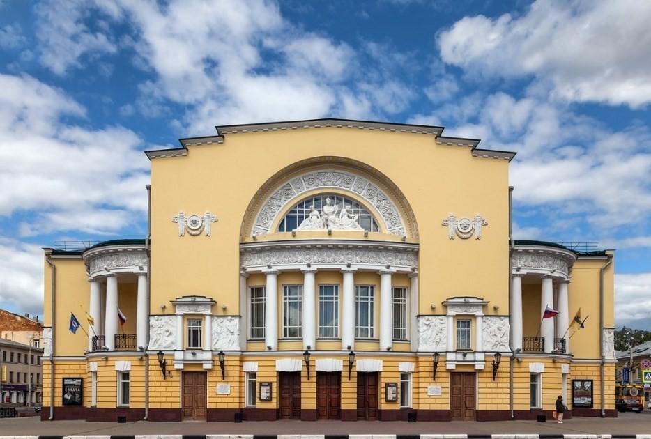 Театр драмы Волкова