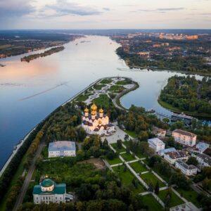 Достопримечательности Ярославля — столицы Золотого кольца