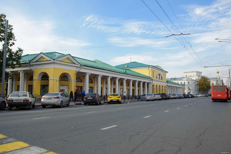 Гостиный двор Ярославль