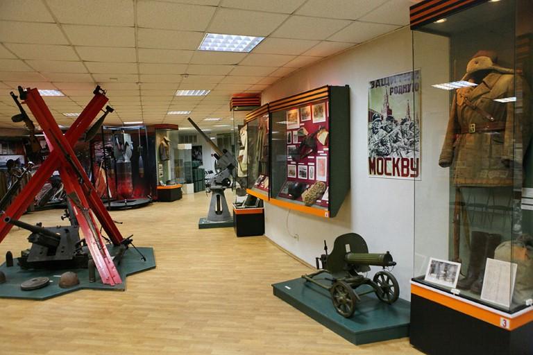 Музей боевой славы Ярославль