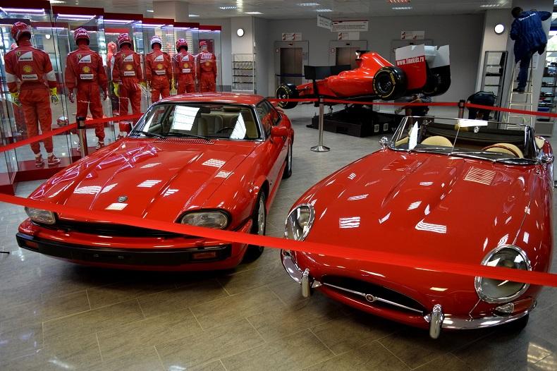 Музей спортивных и классических автомобилей Сочи