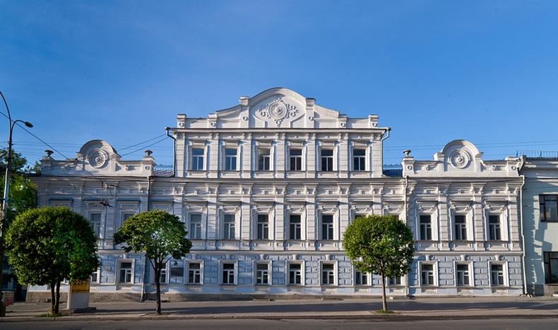 Свердловский областной краеведческий музей