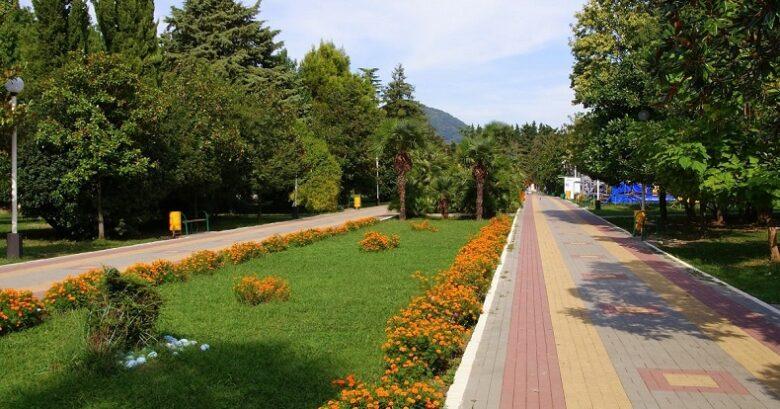 Лазаревский парк имени 30-летия Победы