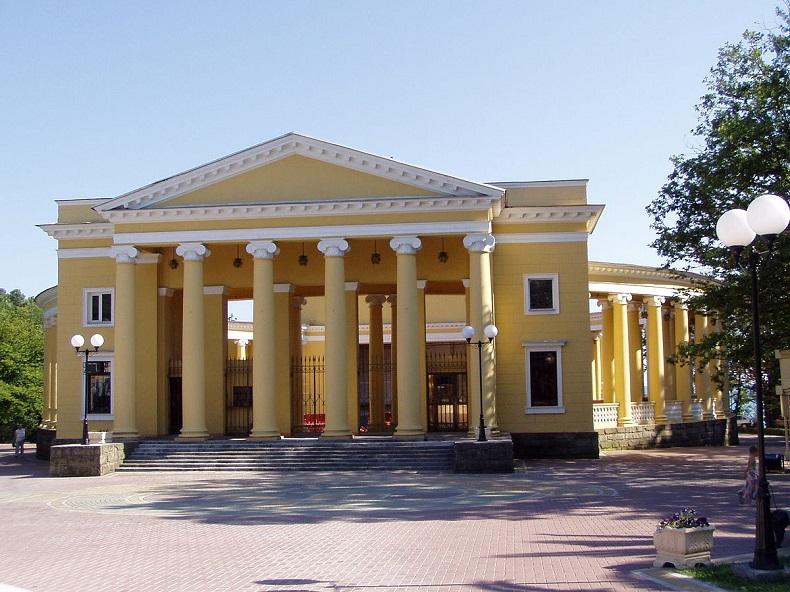 Летний театр Сочи