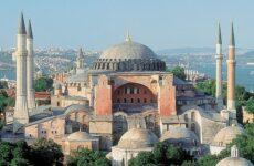 Мечеть Айя-София открылась в бывшем соборе Святой Софии