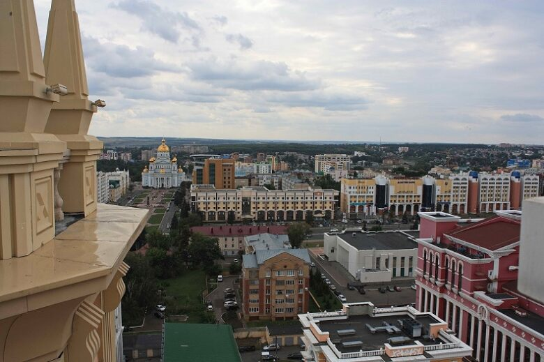 Смотровая площадка Саранск