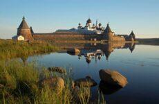 Соловки открыли для туристов и паломников