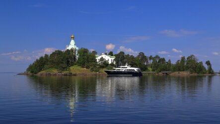 Валаам открывается для туристов и паломников с 16 июля